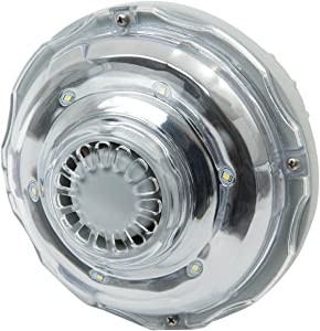 Intex (28692E) LED Pool Light with Hydroelectric Power, (1.5 inch) - White LED Light