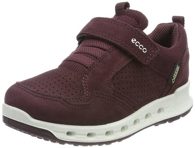Ecco Cool, Zapatillas para Niñas, Rojo (Bordeaux), 28 EU