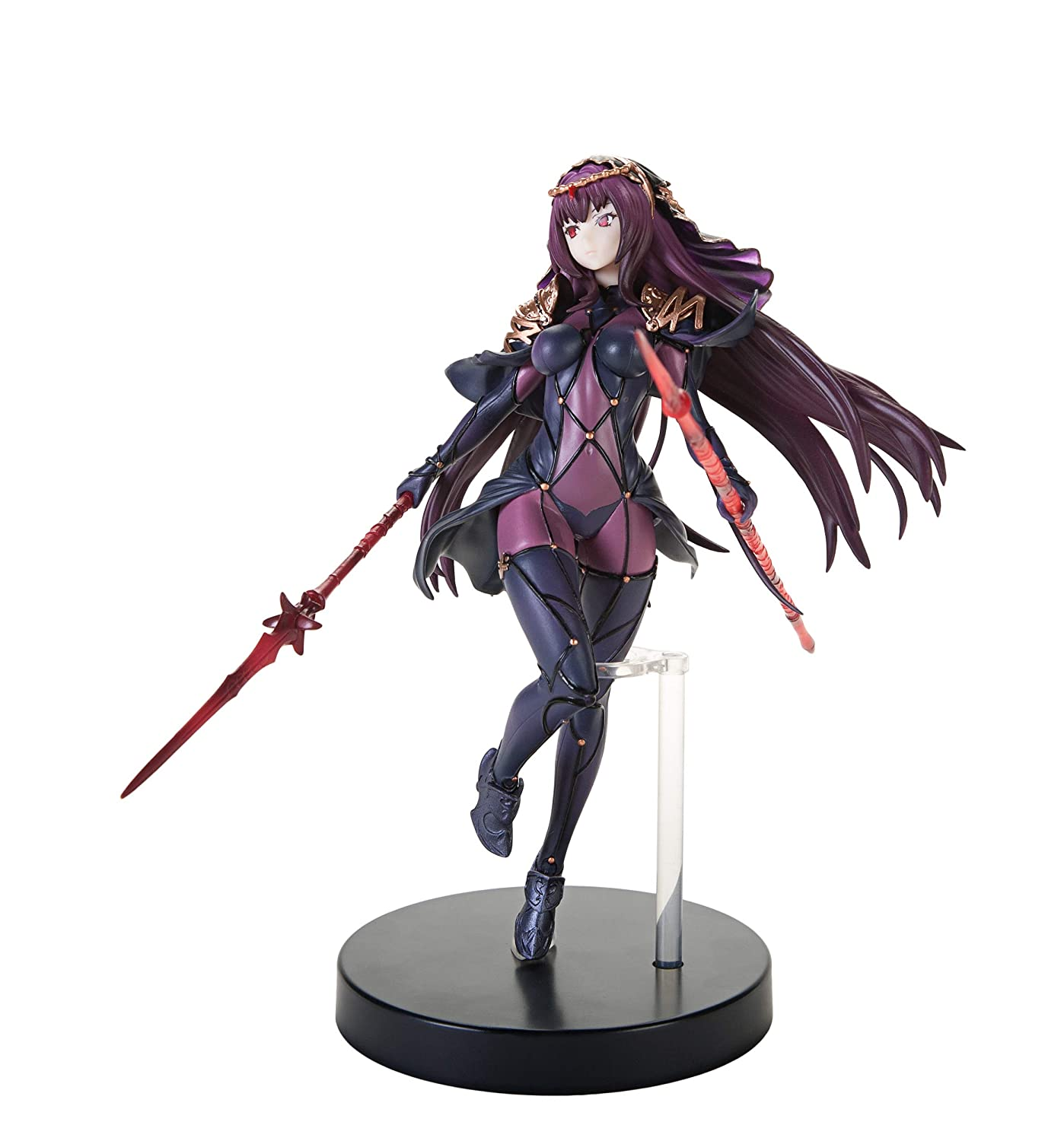 Furyu Fate Grand Order Lancer Scathach Third Ascension Action Figure 7