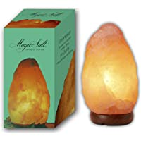 Magic SALT LIGHTING FOR YOUR SOUL® natuurlijke Himalaya zoutlamp - 2-3 kg in de originele verpakking