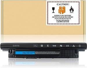 ZAYUPVL XCMRD Battery 14.8V Compatible with Dell Inspiron 14R 14 15 15R 17 17R 3000 5000 3521 3543 3421 5721 5537 17-3721 15-3537 3521 5537 5521,Latitude 3440 3540 P28F Vostro 2521 2421