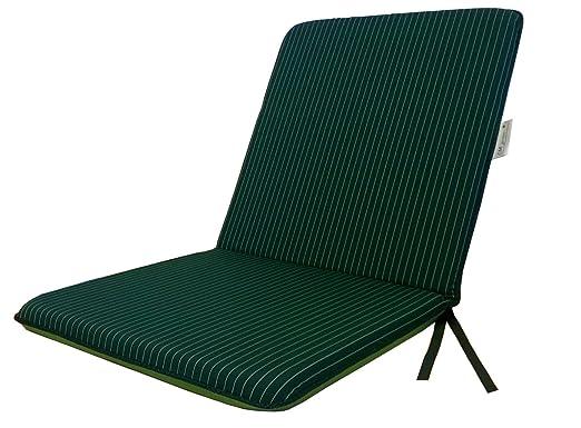 Cojín para sillón de jardín Dim. cm 90 x 44 x 4 cm de grosor ...