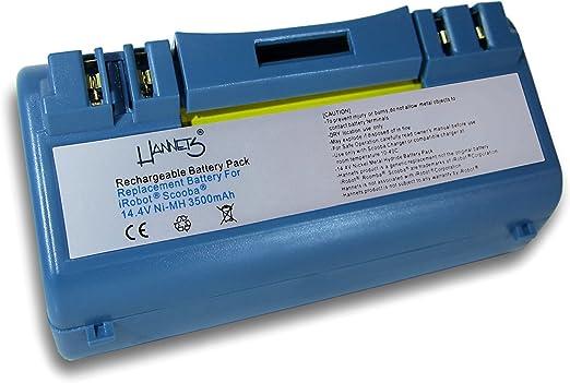 Batterie pour Scooba 300 Robot aspirateur iRobot 14904