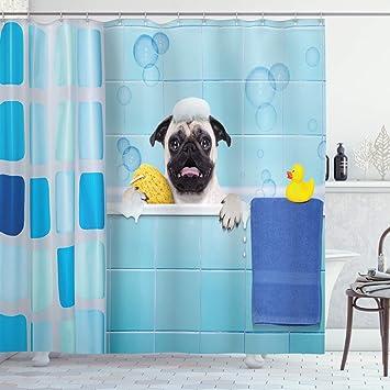 Pug Dog Wholesale Metal Novelty Wall Decor License Plate