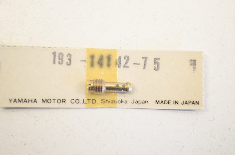 Yamaha JETPILOT #75 193-14142-75-00 QTY 1