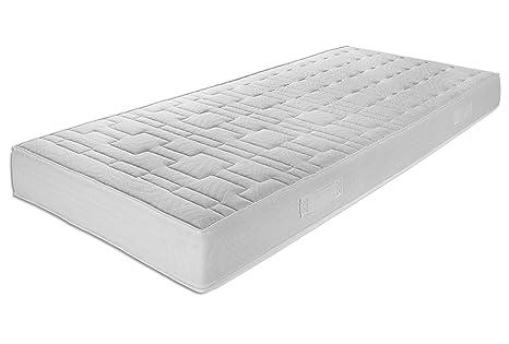 Colchones de actual® 7 zonas Colchón de espuma fría Opal de KS | fabricado en