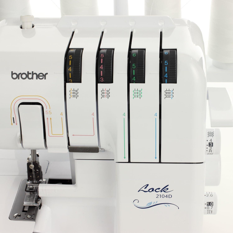 Máquina de coser para principiantes con guía de enhebrado ...