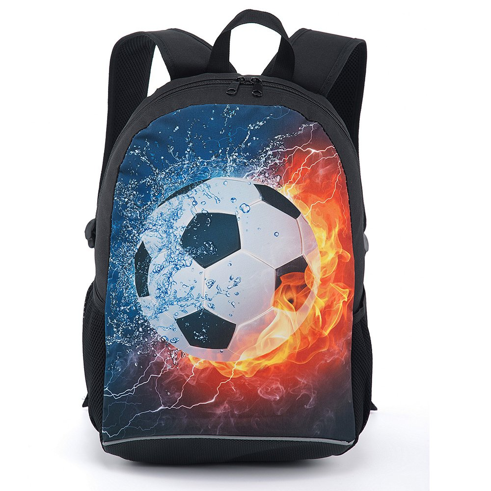Primary schoolchild backpack,Printing Backpack Boys and Girls Students Bookbag