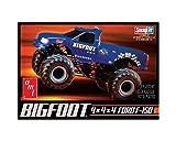 AMT 805 1/32 Big Foot Monster Truck. Snap Kit