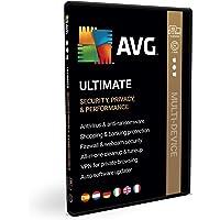 AVG Ultimate | meerdere apparaten | 10 apparaten | 1 Jaar | Box
