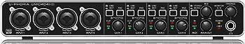 Behringer U-PHORIA UMC404HD USB 2.0 Audio/MIDI Interface