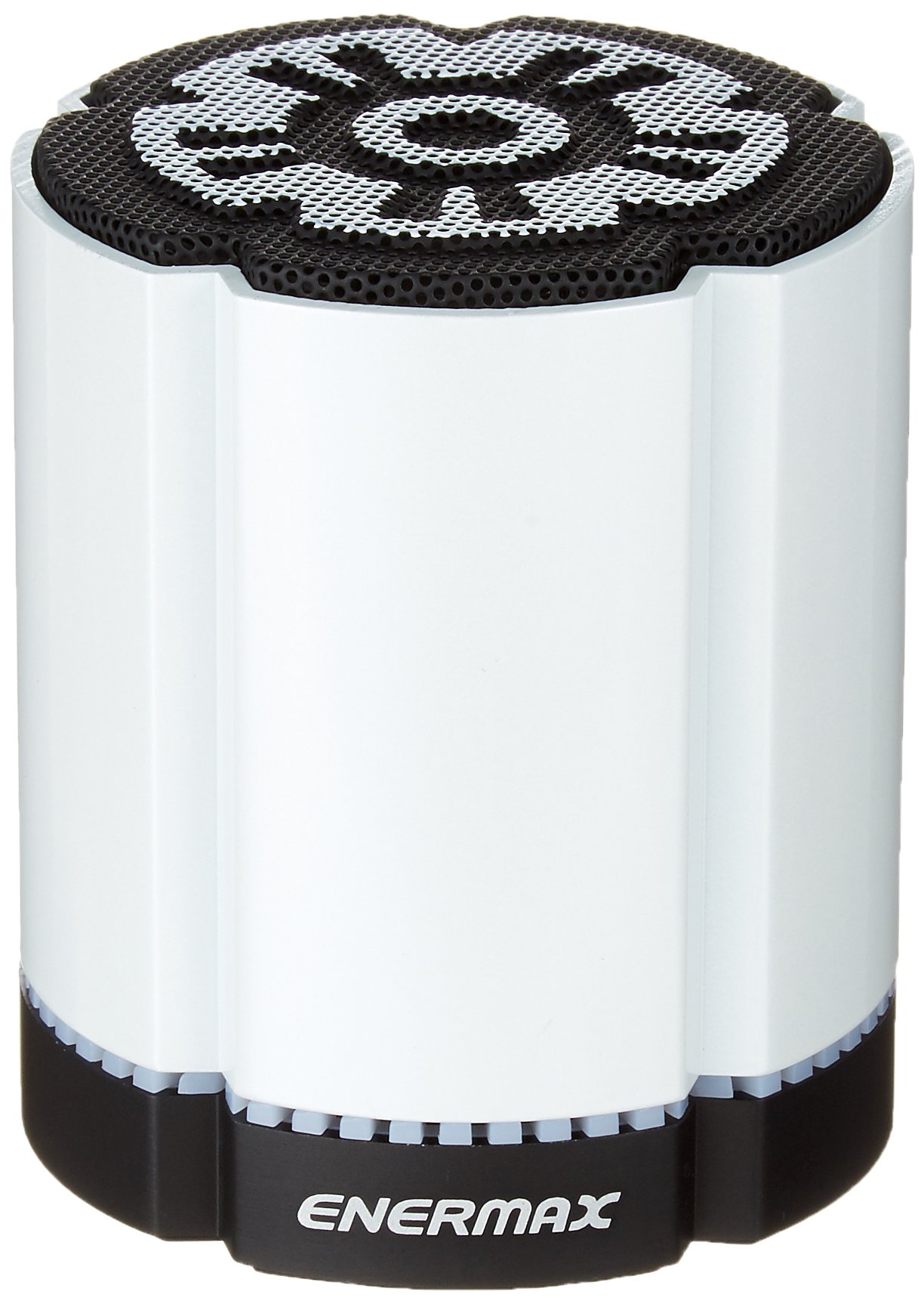 ENERMAX EAS02S-W 2 Units Simultaneous Pairing Function Equipped Bluetooth Speaker Stereosgl White