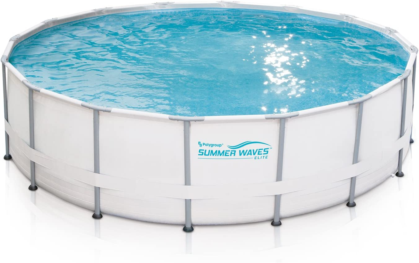 Summer Waves Elite 16'x48 Frame Pool