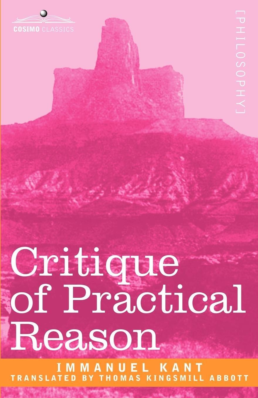 critique of practical reason cosimo classics