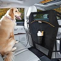 Kurgo Red de Seguridad para Perros en Coches y SUVs - Malla Protectora para el Coche - Fácil Instalación