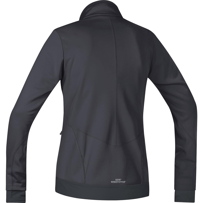 GORE BIKE WEAR Womens Element Wind Stopper Active Shell Zip-Off Jacket