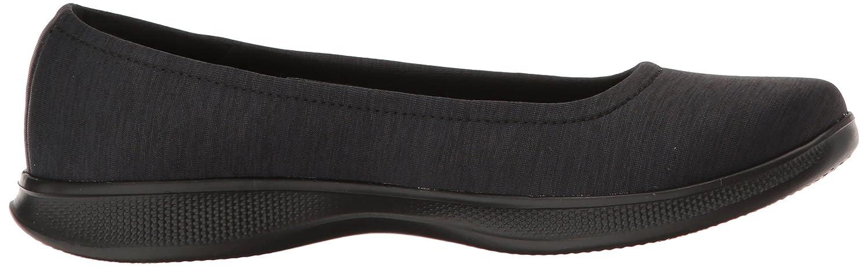 Skechers Performance Woherren Go Step Lite-Streak Walking schuhe, schwarz, schwarz, schwarz, 5.5 M US 1471ce
