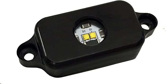 Baja Designs LED Dome Under Hood Rock Light with Switch