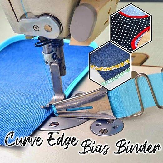 Ailyoo Carpeta de ángulo de Doble Pliegue Máquina de Coser ...