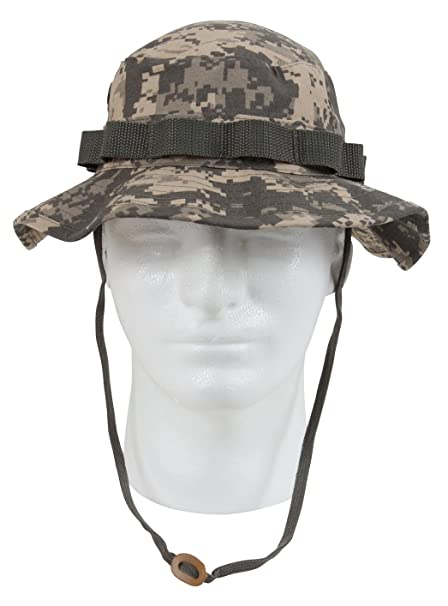 0cd9b9c0245 Rothco Boonie Hat ACU Digital Camo - (6 1 2) Inch
