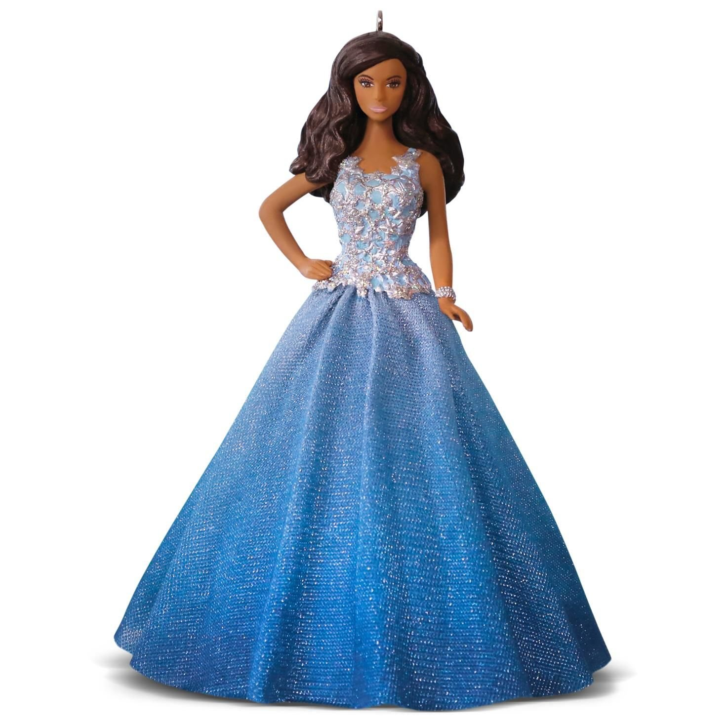 African-American Holiday Barbie