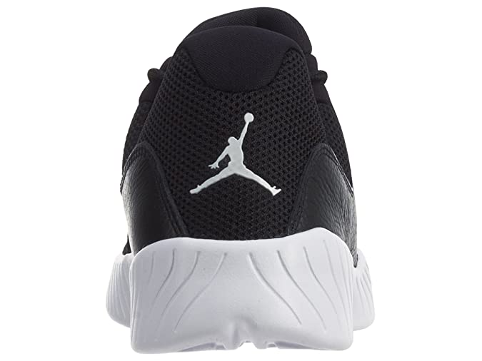 Scarpe da basket basse J23 da uomo nere bianche 8.5