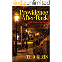 Providence After Dark and Other Writings book cover