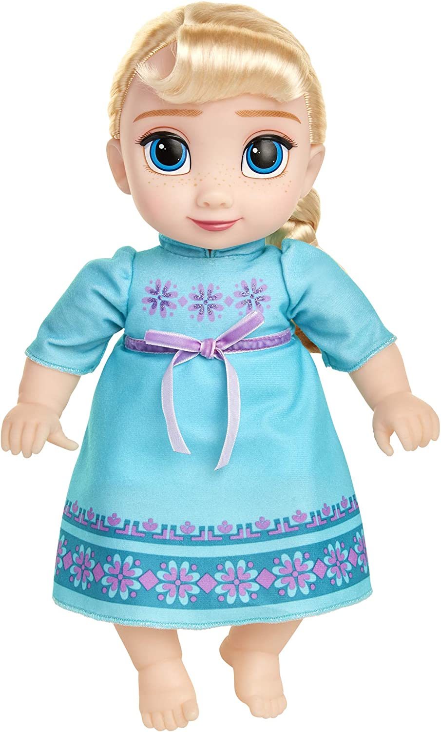 Die Eiskönigin 2 Reina de Hielo 2 – Baby Elsa color blanco, large (Jakks Pacific 203624) , color/modelo surtido