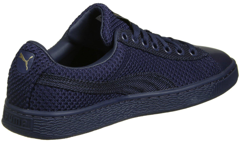 Puma Basket Tech Pack Calzado 36 EU|Azul Oro