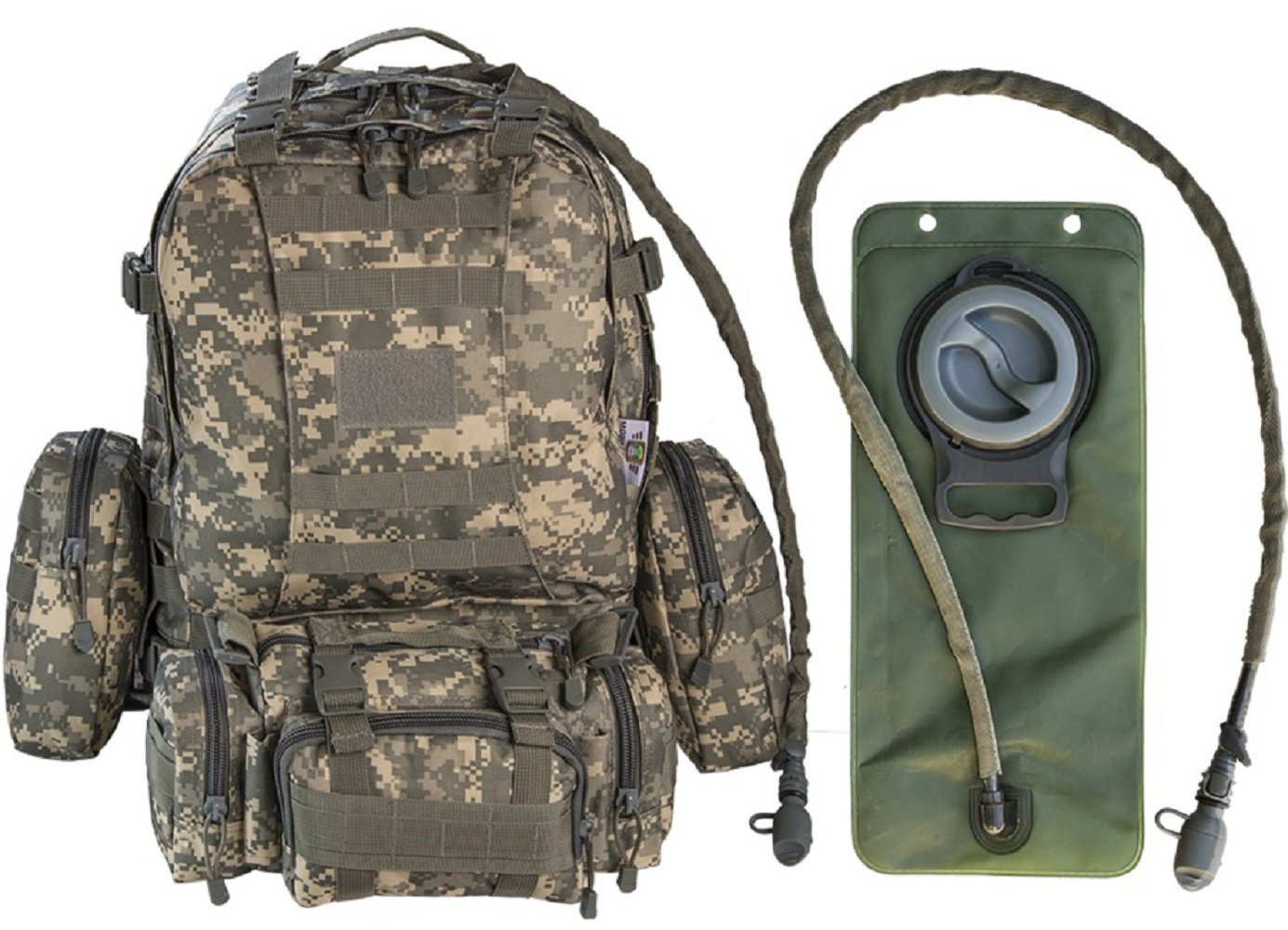 amazon com paratus 3 day operator u0027s pack military style molle