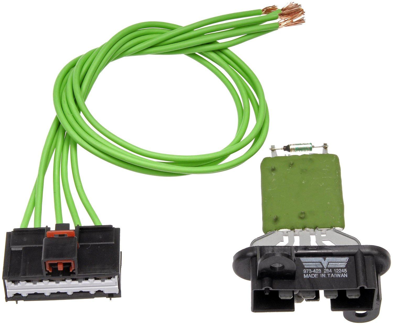 DORMAN 973-423 HVAC Blower Motor Resistor Kit Dorman - TECHoice