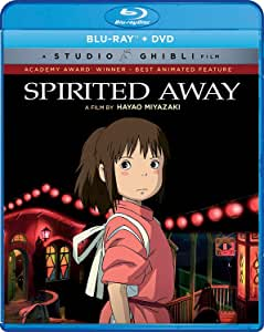 Spirited Away Blu Ray