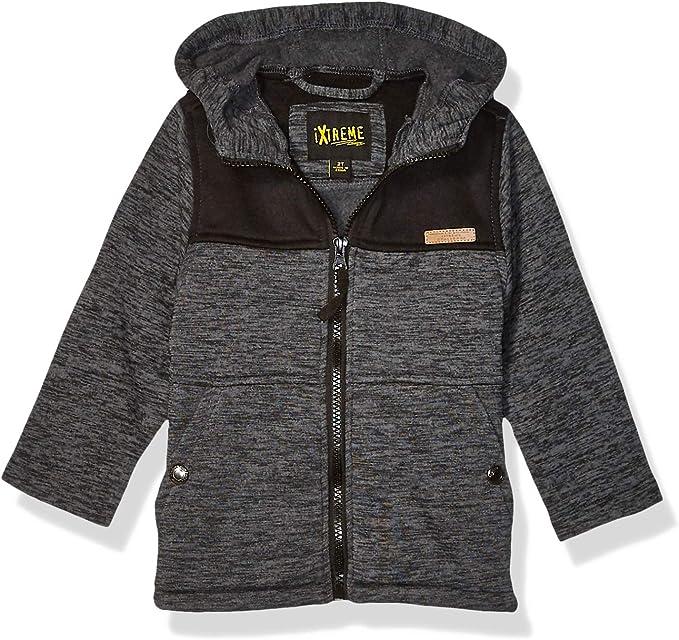 toddler boy fleece jacket