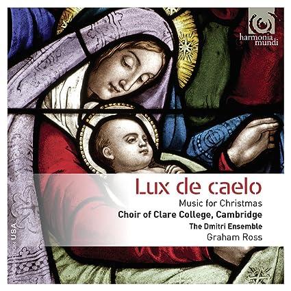 Lux de caelo - Music for Christmas