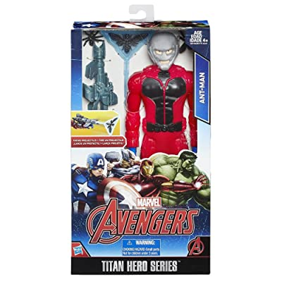 Avengers Titan Hero Figure With Gear - Ant Man