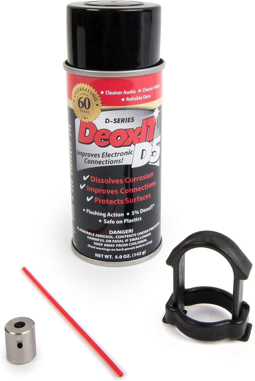 use w// DeOxit USA MADE GuitarTechs POT CLEANER CAP Scratchy Dirty Guitar Pot