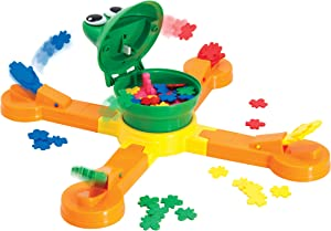 The Classic TOMY Mr. Mouth Feed The Frog Game