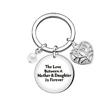 Llaveros para el día de la madre, regalo para mamá e hija ...