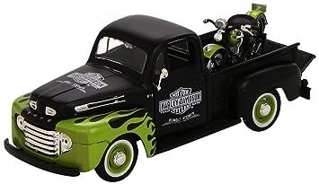Maisto 32171 Harley Davidson - Réplica en miniatura de Ford ...