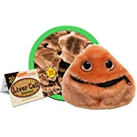 Giant Microbes Liver Cell (Hepatocyte) Plush