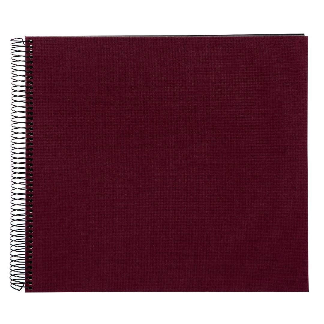 Goldbuch 25 994 bella vista Spiral Album, Cartone, Bordeaux, 34 x 30 cm 25 994