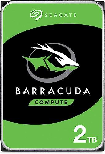 Seagate BarraCuda 2TB SSHD Internal Hard Drive review