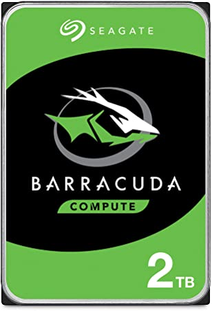 Seagate BarraCuda 2 TB HDD, internal hard drive 3.5: Amazon.de: Computers & Accessories