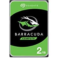 """Seagate, Disco Duro Interno, BarraCuda 2TB, ST2000DM006, SATA 6Gb/s, 64MB Cache, 3.5"""""""