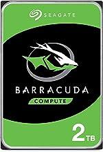 Seagate BarraCuda 2TB Internal Hard Drive HDD – 3.5 Inch SATA