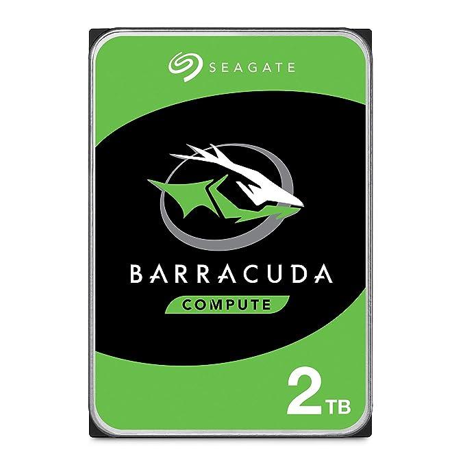 2 opinioni per Seagate ST2000DMZ088,9cm 2TB hard disk interno Barracuda–argento