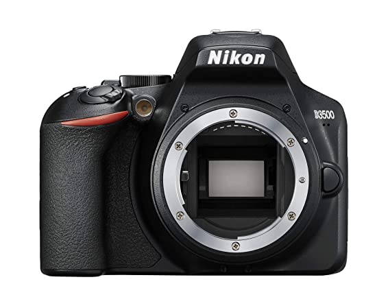 Nikon D3500 - Cámara réflex de 24 MP (Full HD, ISO de 100-25600 ...