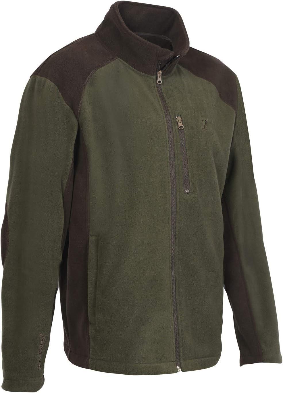 Percussion Cor Embroidered Logo Fleece Jacket
