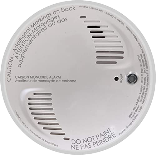 DSC Wireless Carbon Monoxide Detector WS4913