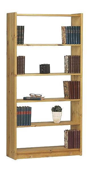 Steens Axel Bücherregal Mit 4 Einlegeböden Höhenverstellbar 84 X